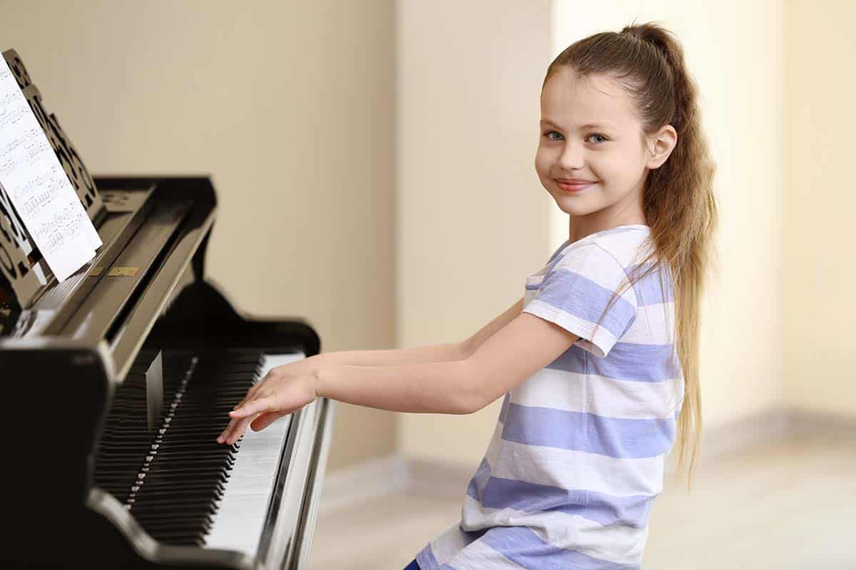 Forte piano, Forte klavír