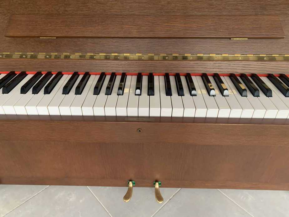Pianino Jahn