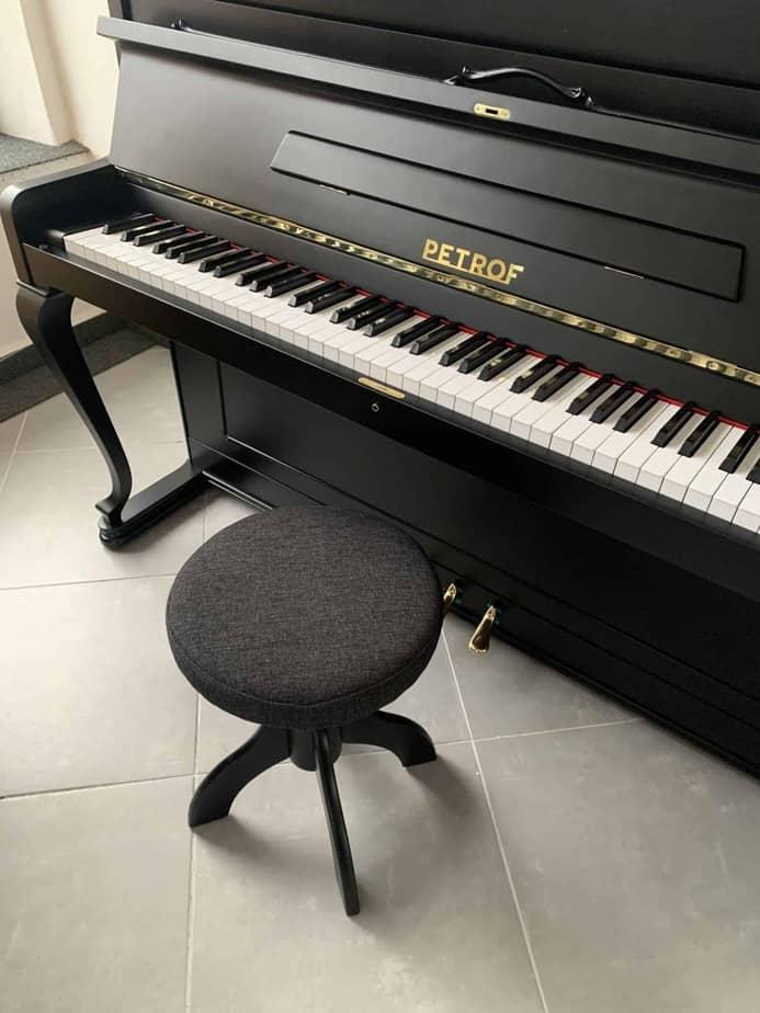 Klavírní židle