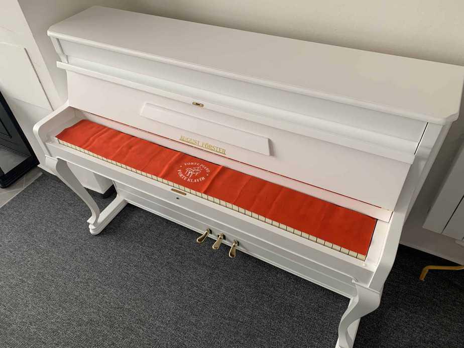 Šerpa na ochranu kláves červená