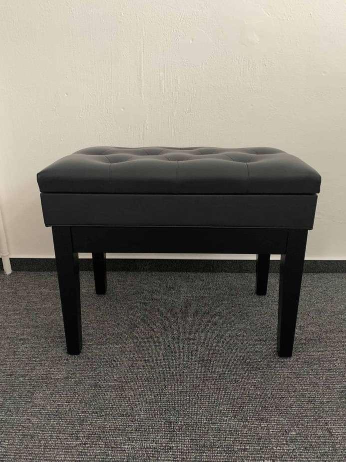 Klavírní židle Beethovenka s úložným prostorem