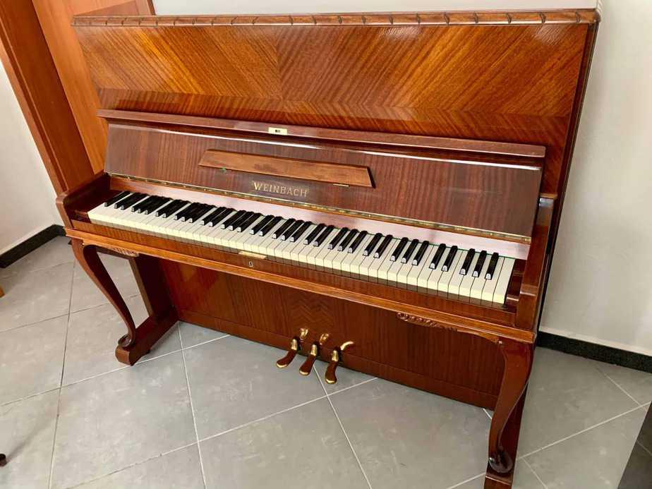 Klavír - pianino Weinbach