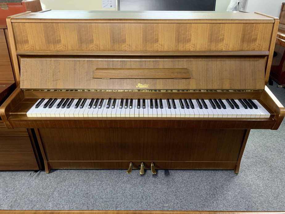Klavír - pianino Rösler